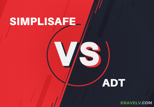Simplisafe Vs Adt Which One For Your Home Security Kravelv In 2020 Home Security Companies Diy Security System Simplisafe