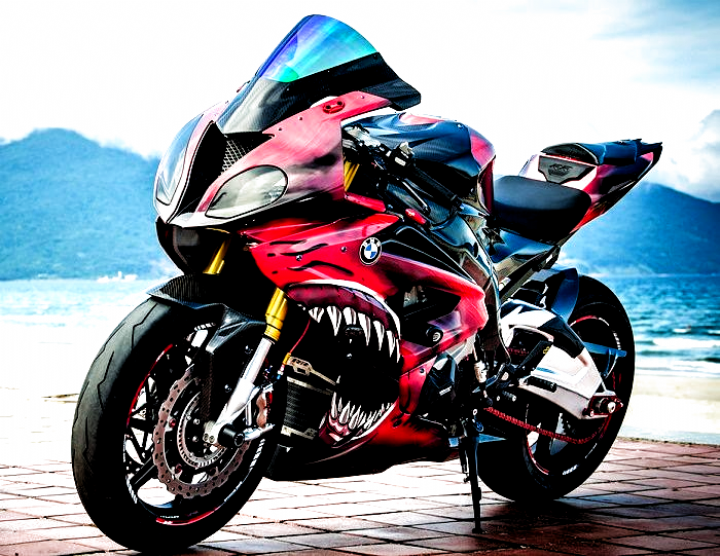Sieu Moto Bmw S1000rr độ Dan Ao Ca Mập Motorcycles In 2020 Bmw S1000rr Sport Bikes Custom Sport Bikes