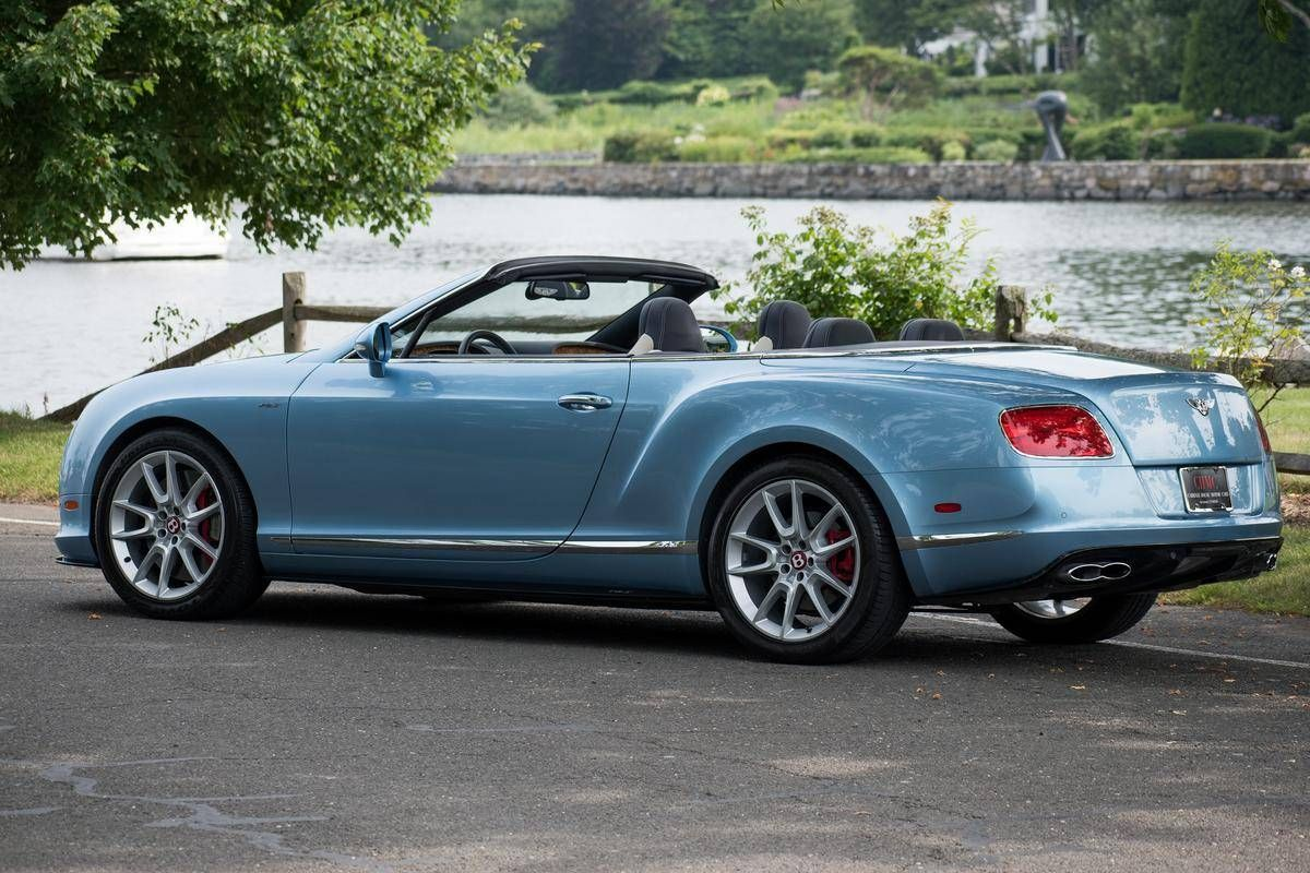 2014 Bentley Continental GTC for sale 1984105 Hemmings