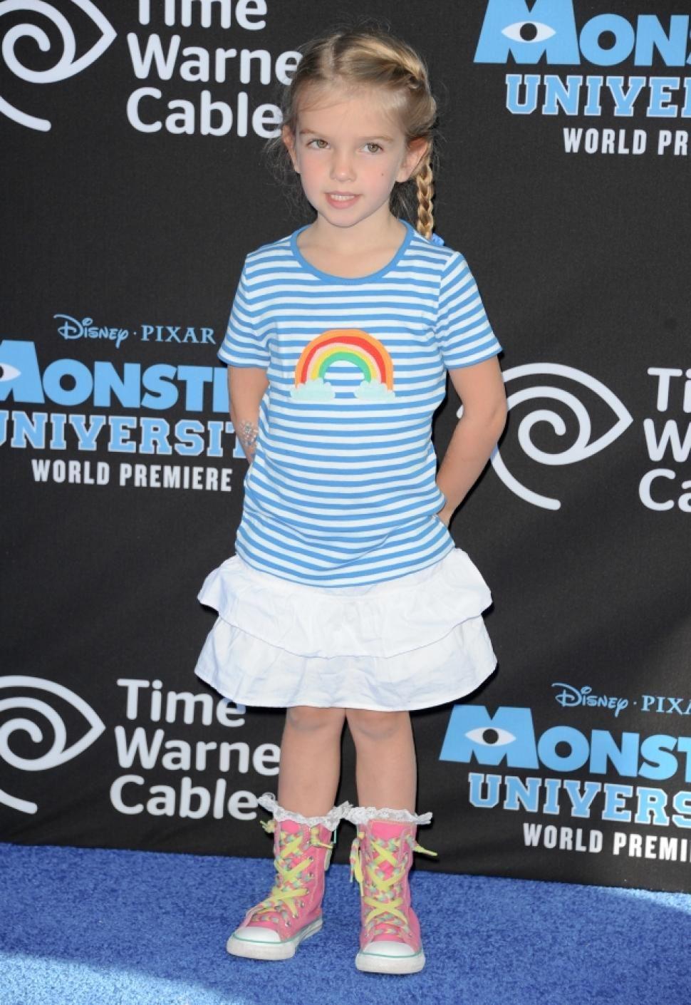 Disney child star Mia Talerico, 5, target of death threats - NY ...