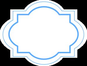 Fancy Label Clip Art Clip Art Label Shapes Clip Art Borders