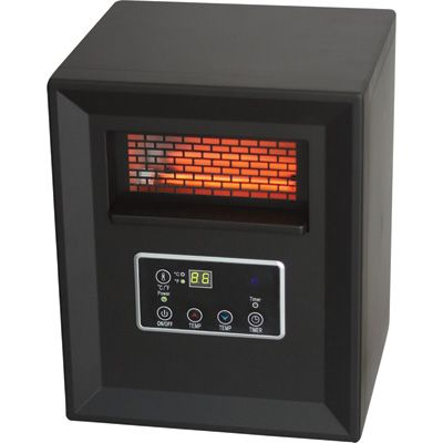 With This Profusion Heat Infrared Quartz Heater You Save