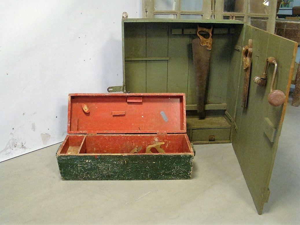 Timmerman kast