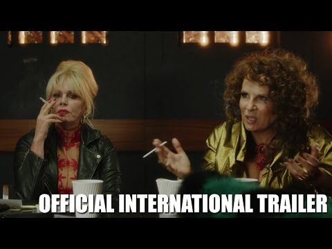 Absolutely Fabulous The Movie Trailer Movie Blogger Com