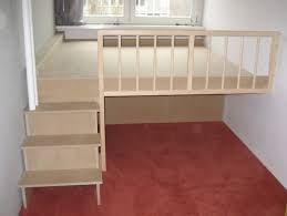 Hochebene Kinderzimmer ~ Resultado de imagen de bett podest kinderzimmer pinterest