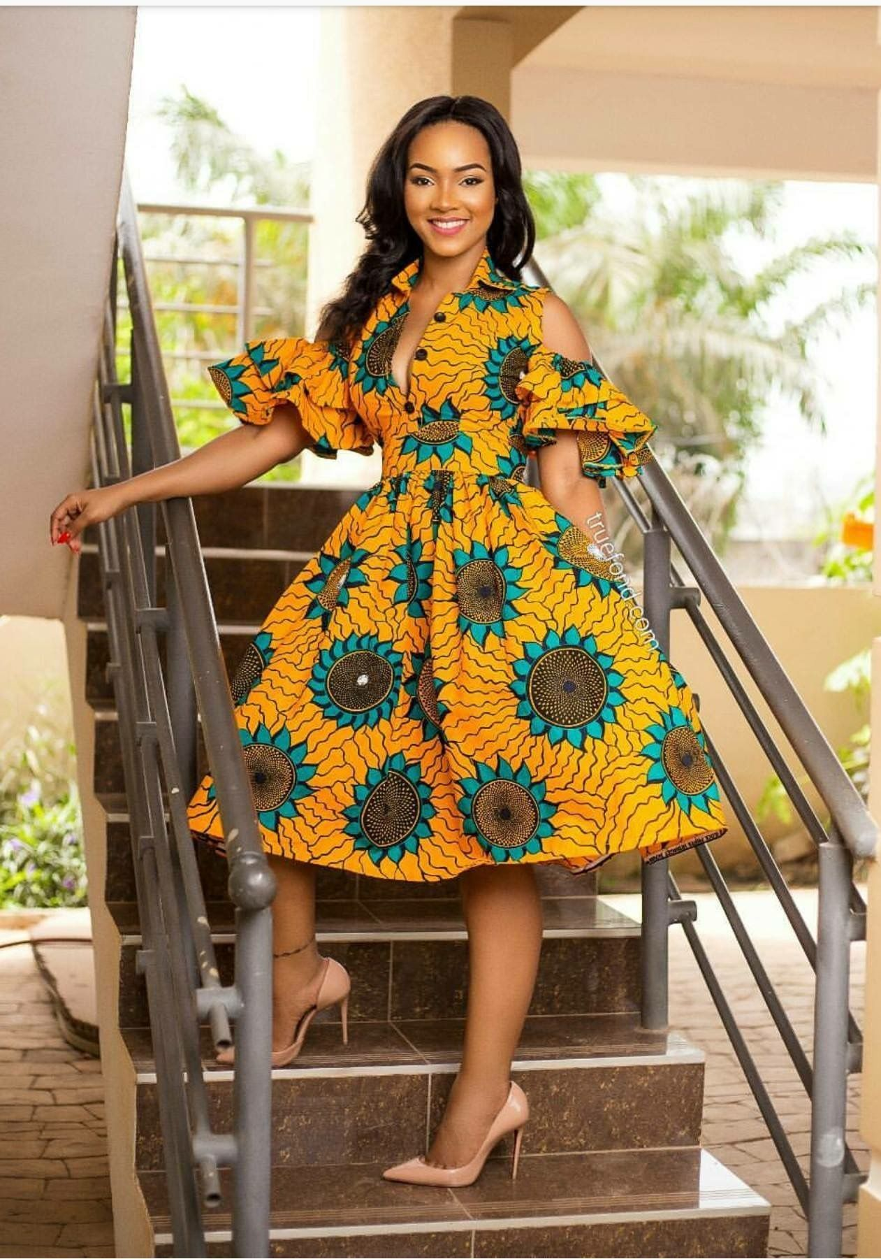 Latest Womens Fashion Clothing Dresses: African Fashion Dresses, African