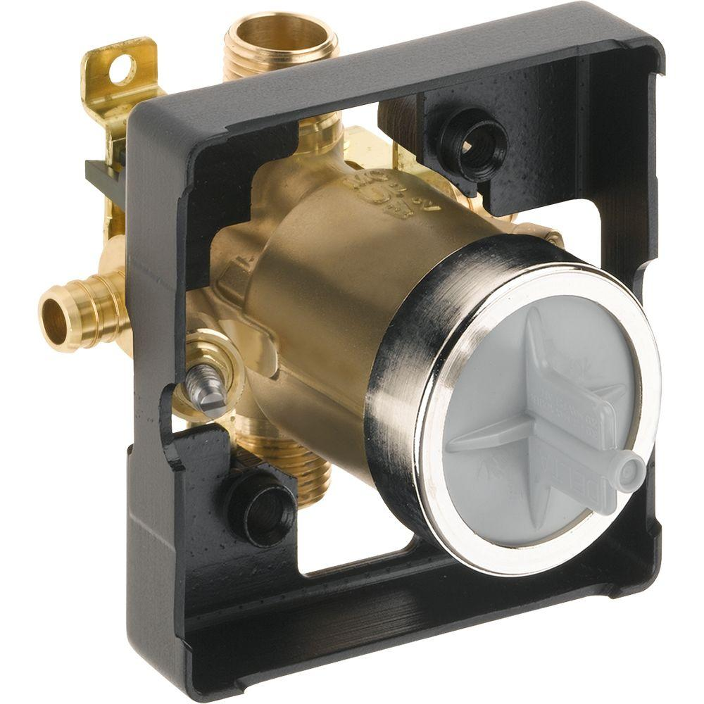 Delta Multichoice Universal Tub And Shower Valve Body Rough In Kit