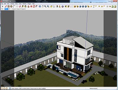 Creating and Using V-Ray Proxies - V-Ray 2 0 for SketchUp Help