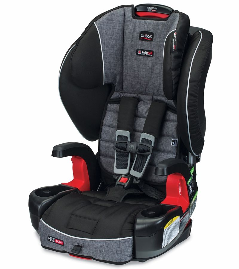 Britax Frontier Clicktight Harness Booster Car Seat Vibe Best Booster Seats Car Seats