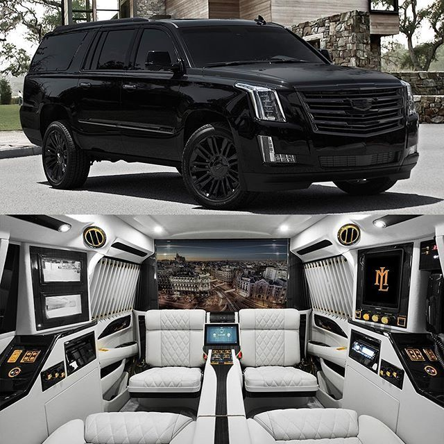 2016 Cadillac Escalade 2017 Platinum Luxury Esv