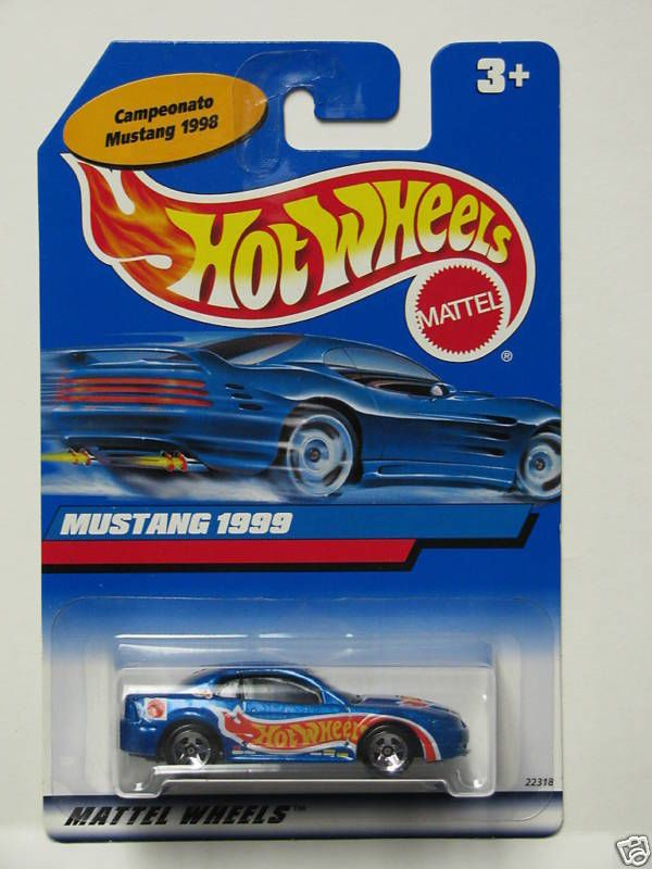 hot wheels mustang 1999 mexican moc buy it now mexico convention rh pinterest com
