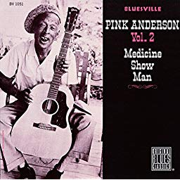 Medicine Show Man by Pink Anderson on Amazon Music
