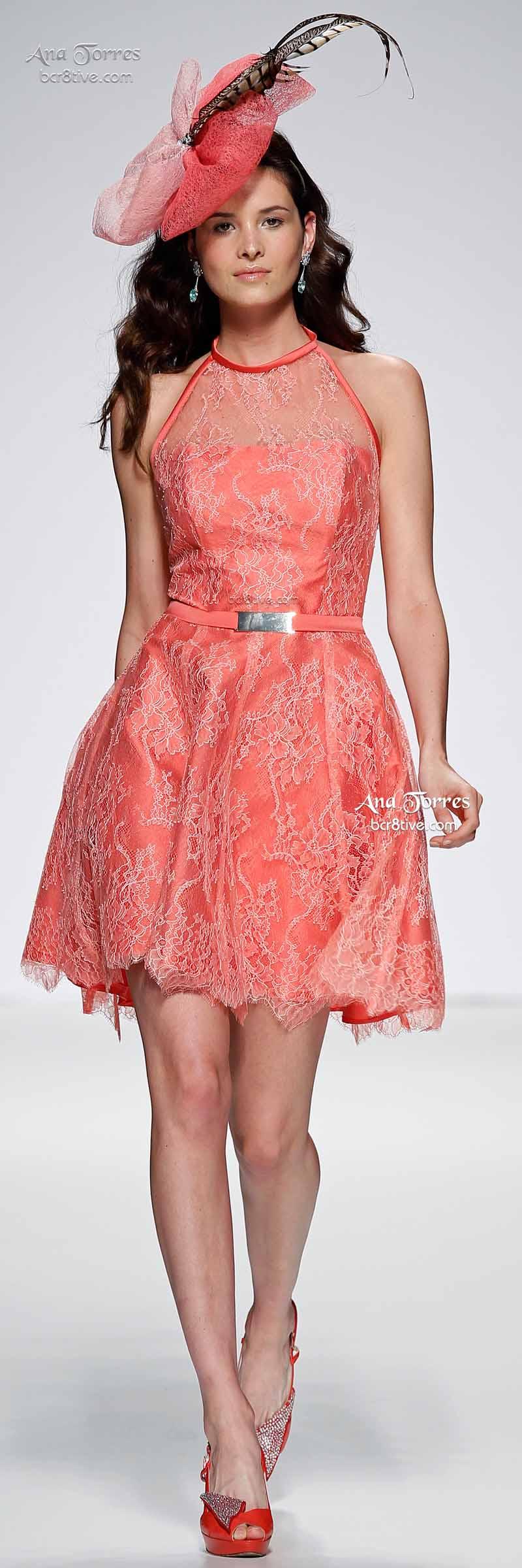 Barcelona Bridal Spring 2015 | La invitada, Vestidos de fiesta y ...