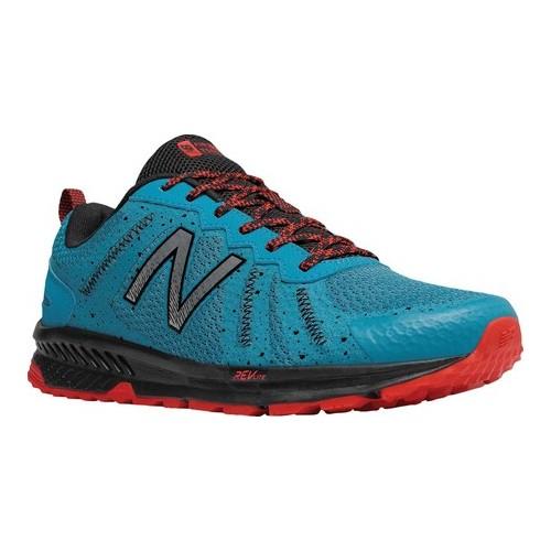 Men's New Balance T590v4 Trail Running Shoe CadetBlack