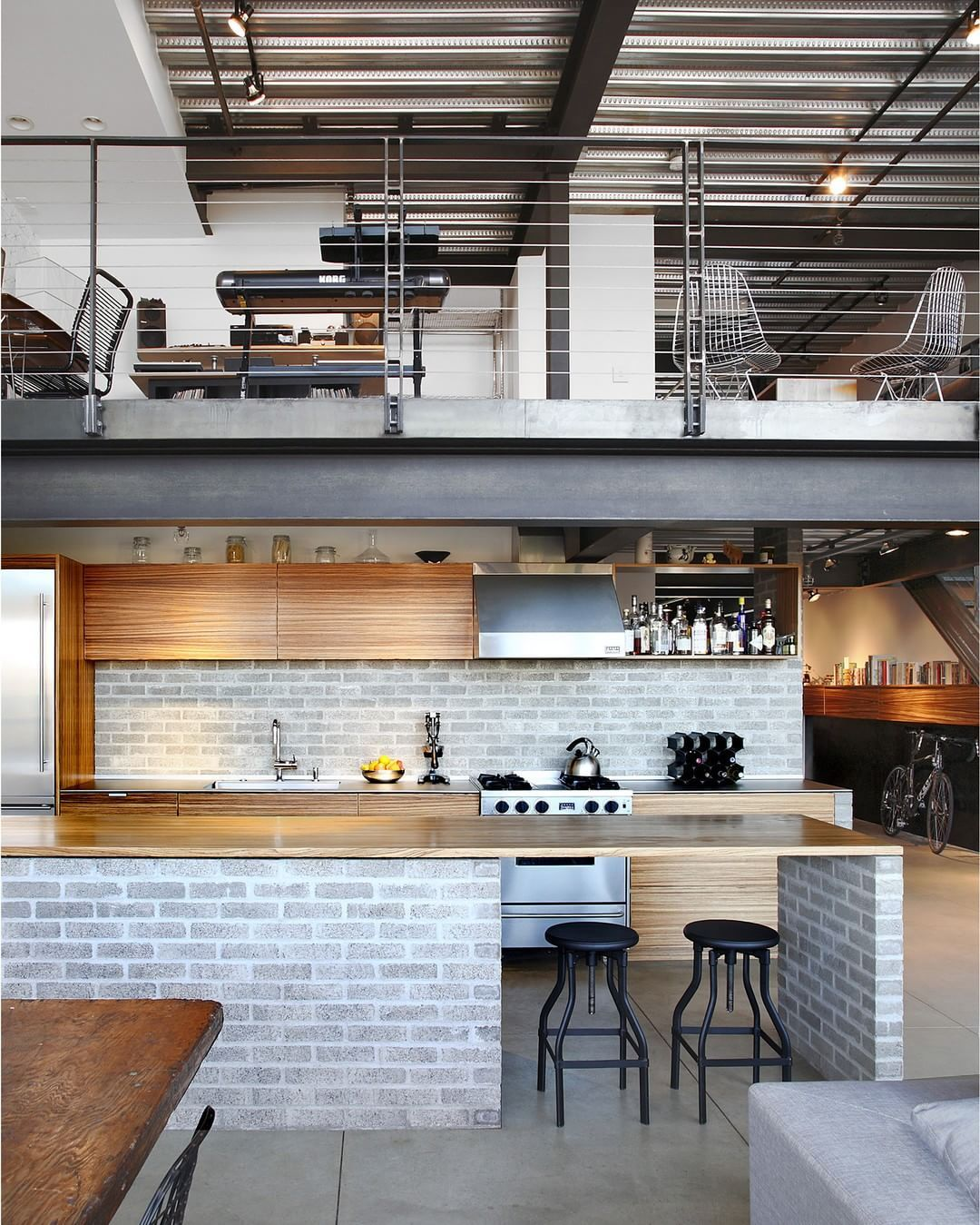 Loft Capitol Hill in USA designed by