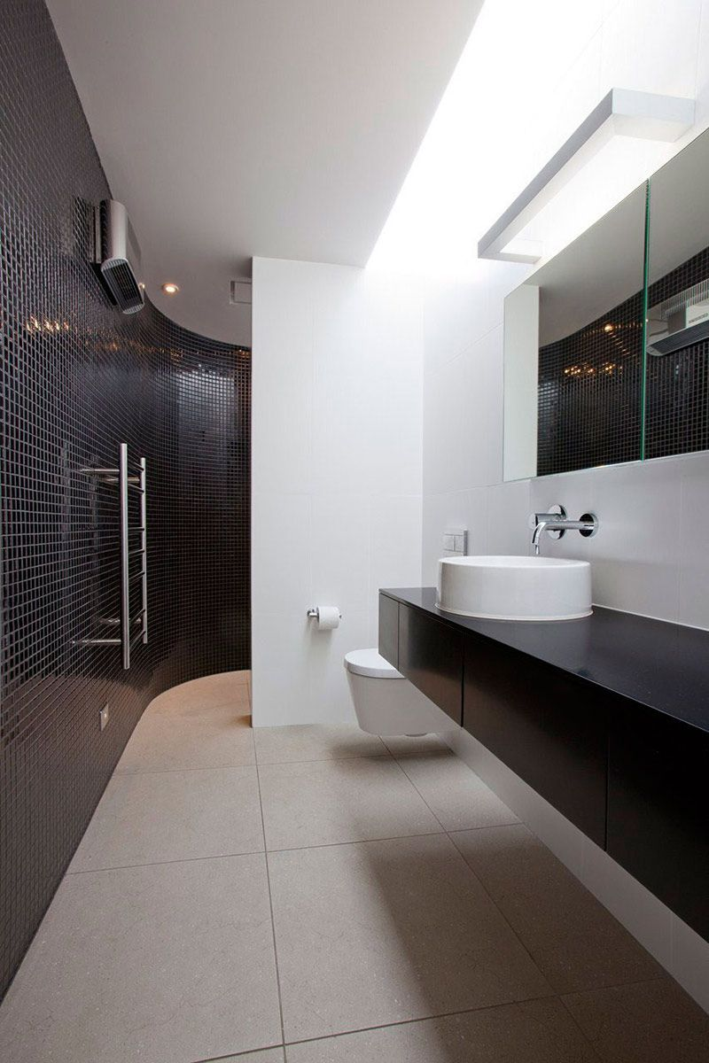 Bathroom, Redcliffs House, Christchurch, New Zealand by MAP ...