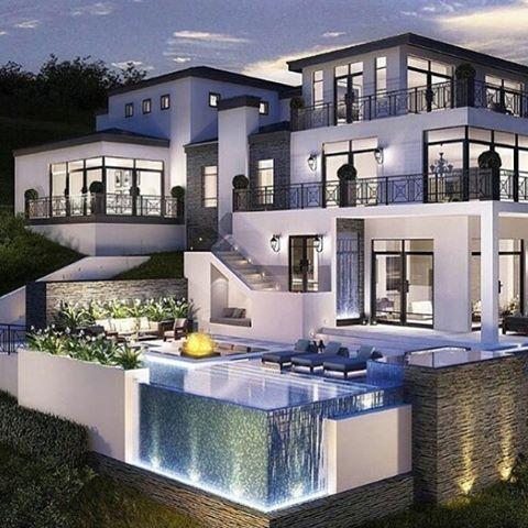 hollywood hills project by vantage design group losangeles rh pinterest com