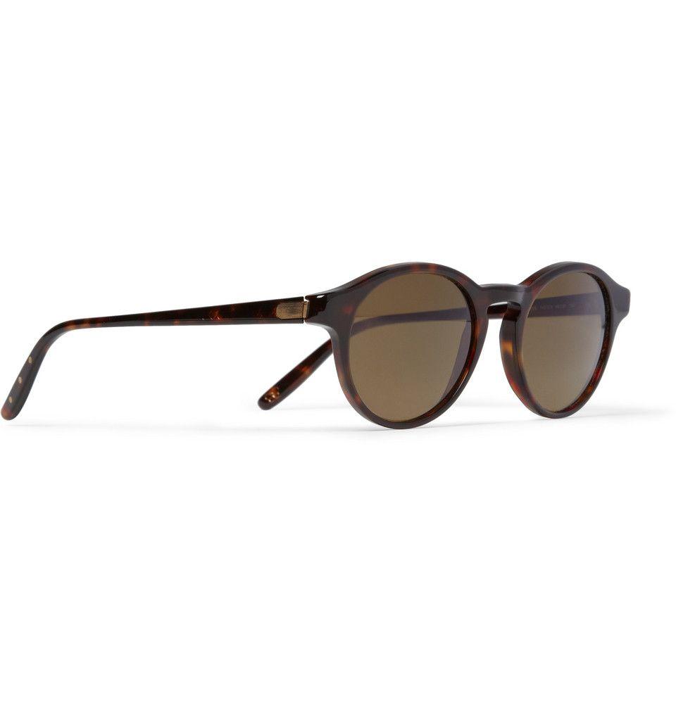 Bottega Veneta Round frame sunglasses S5tZq6gH