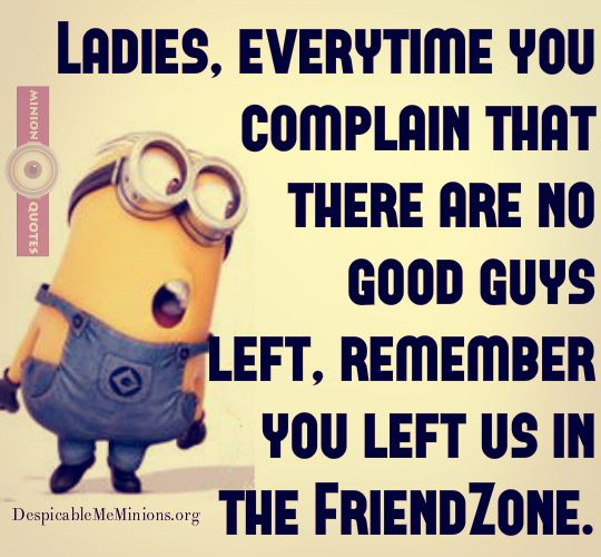 funny friend zone quotes