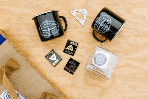 In The Mail | Camping Goods from Poler, Palladium & More   Photo