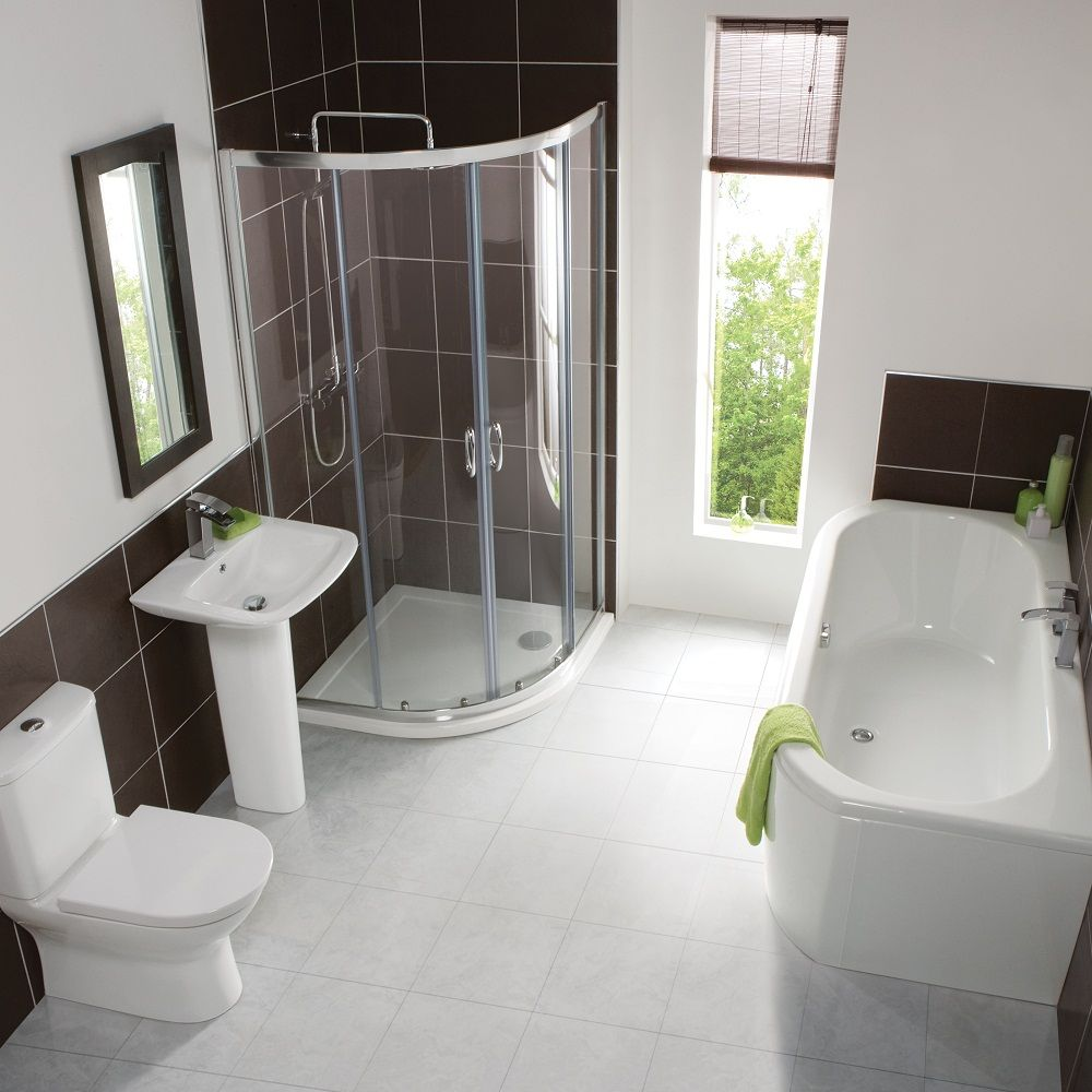 Inspire Bathroom Suite