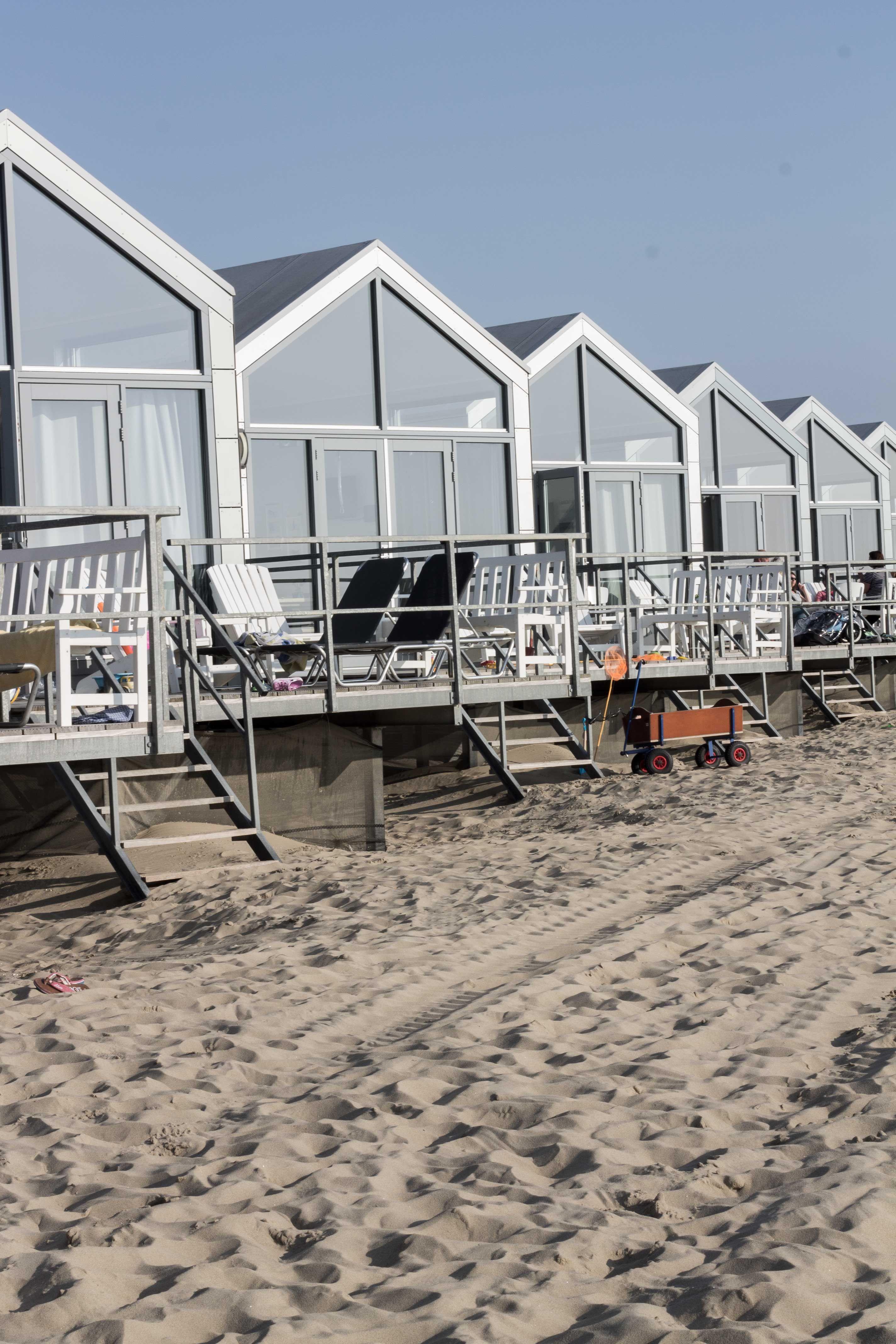 Strandhäuser in Julianadorp - Holland #beachhouse