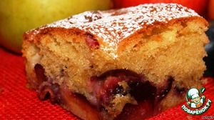 "Яблочный пирог ""Апфелькухен Марии"""