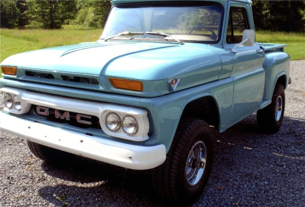 1966 Gmc Trucks And Cars 1966 Gmc Lot 60 Barrett Jackson