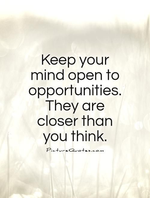 Opportunity Quotes Inspiration For Success Opportunity Quotes