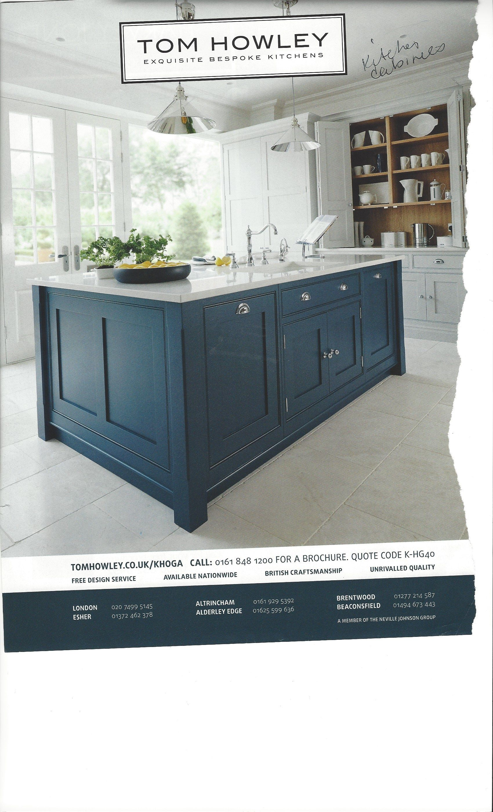 Tom Howley Kitchen Cabinets Kitchen Inspirations Bespoke Kitchens Tom Howley Kitchens