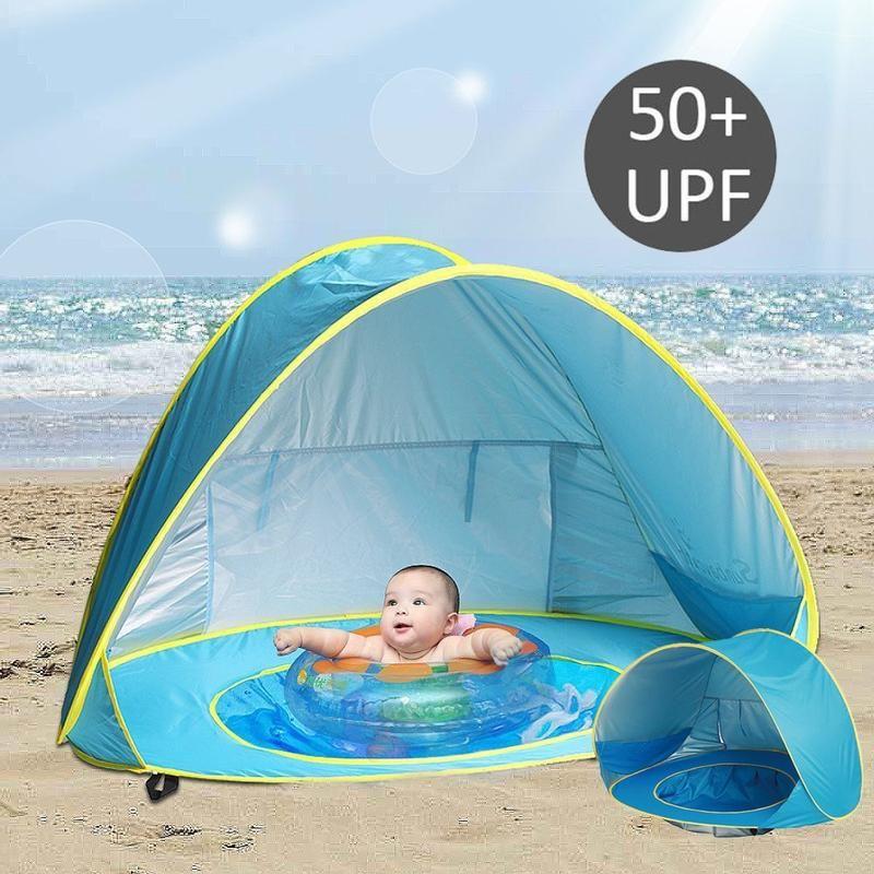 Portable Baby Beach Tent Baby Pop Up Tent Туризм