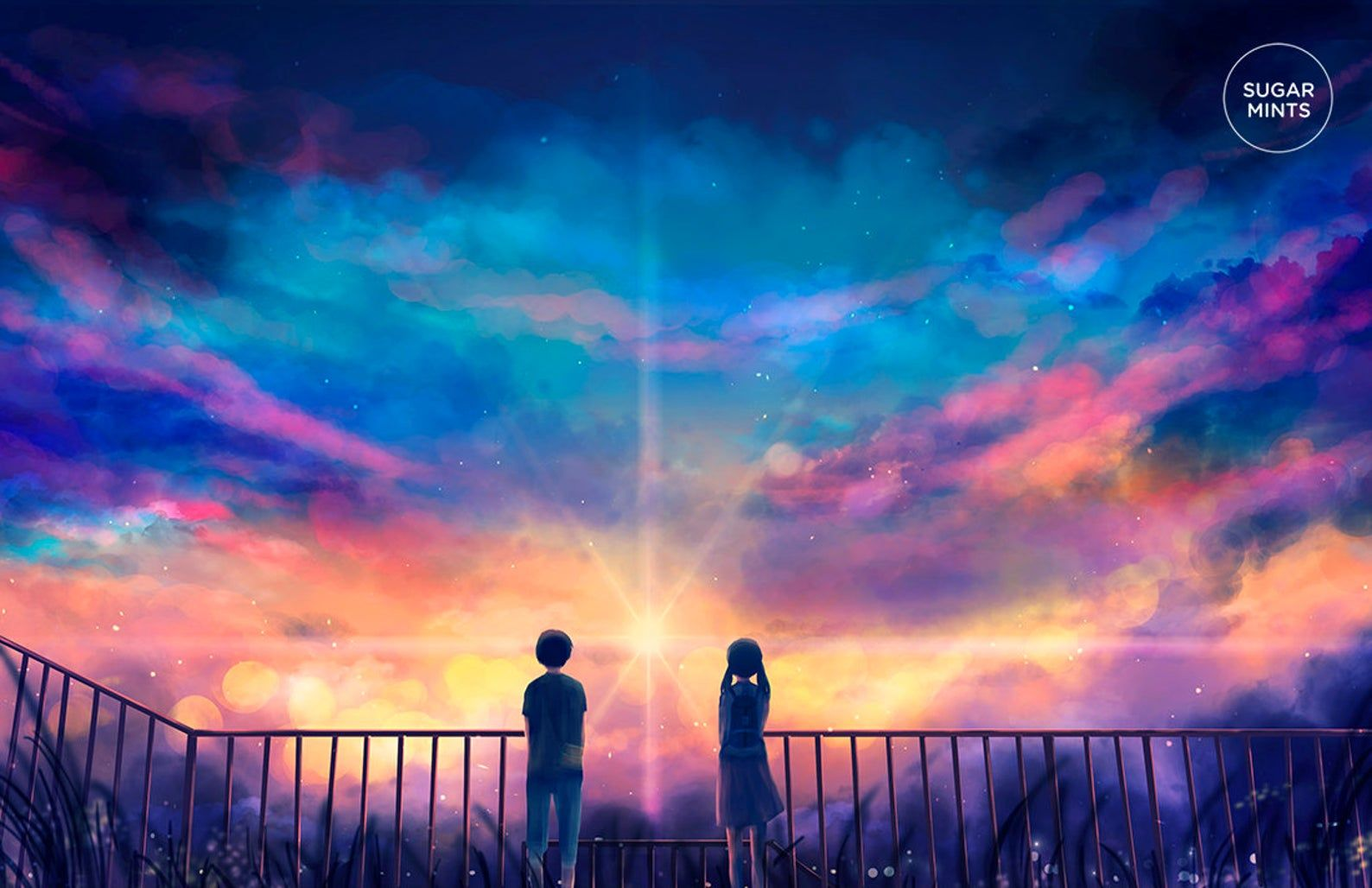 Anime Movie Poster: Weathering With You