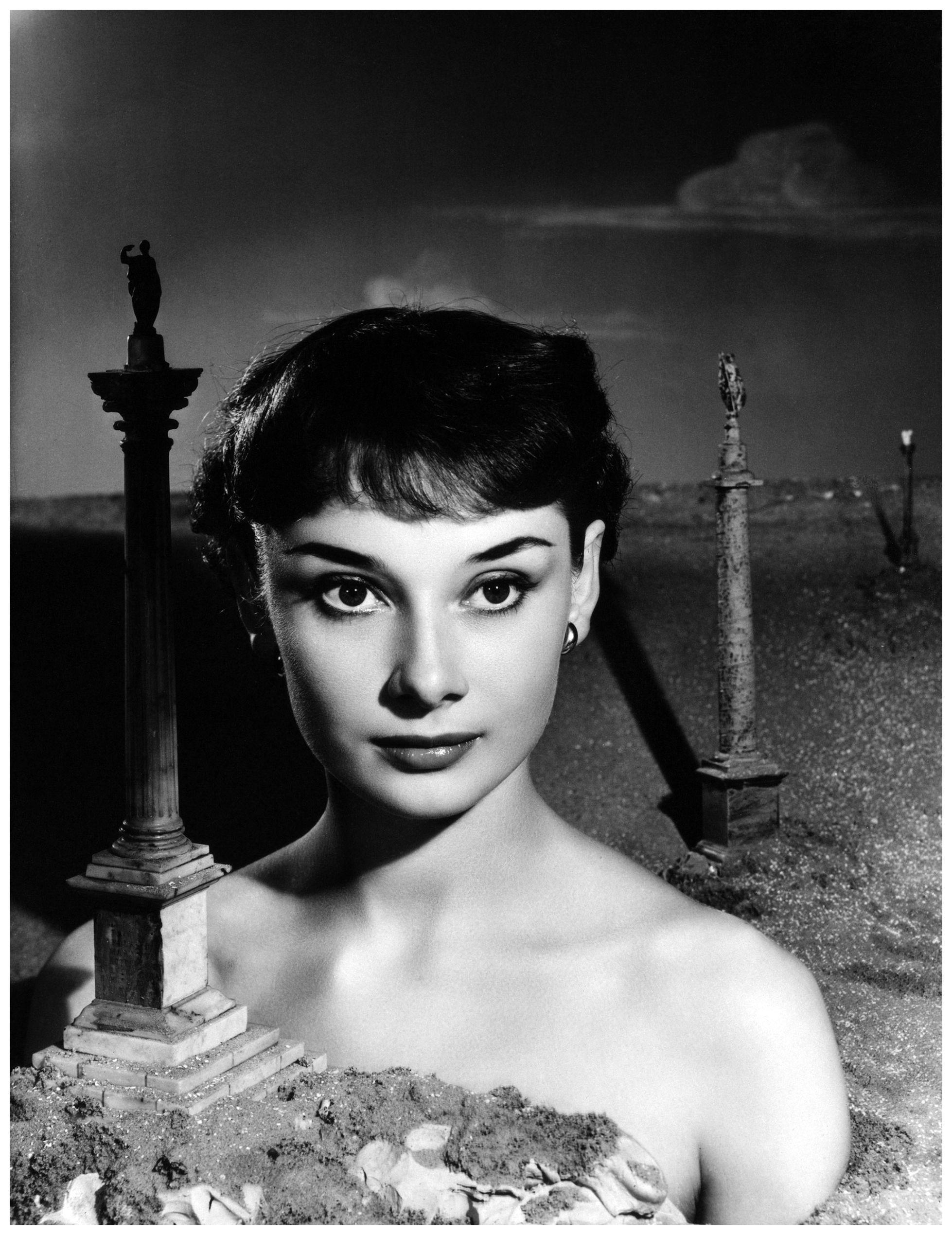 Audrey Hepburn (1929?993 (born in Ixelles, Belgium)