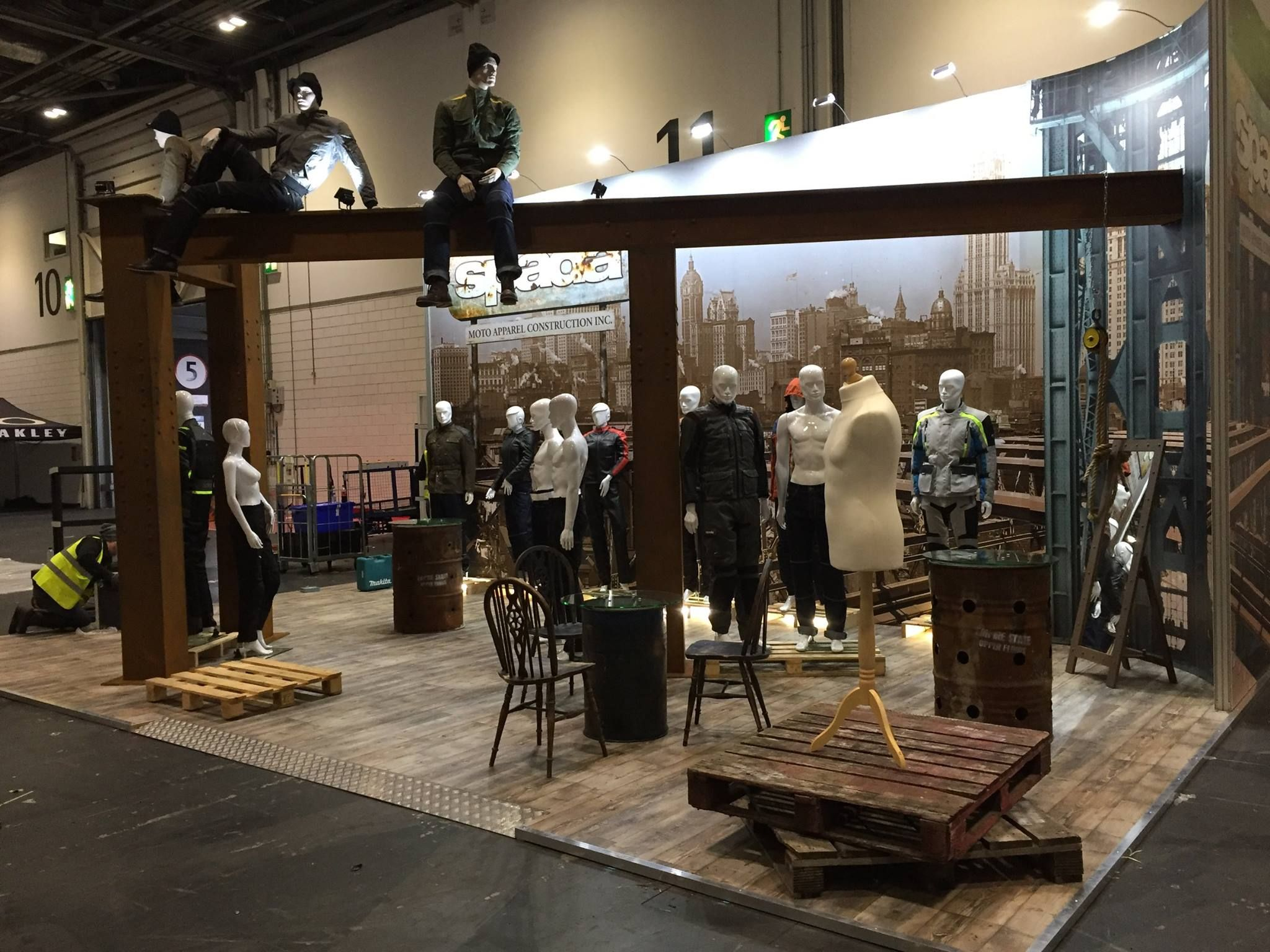 Exhibition Stand Clothes : Apex exhibition stands: custom and modular design & build styles