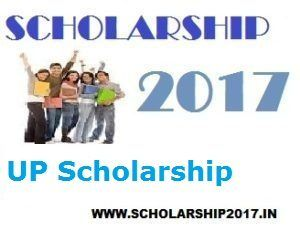 Up Scholarship  Scholarship    Apply Online And