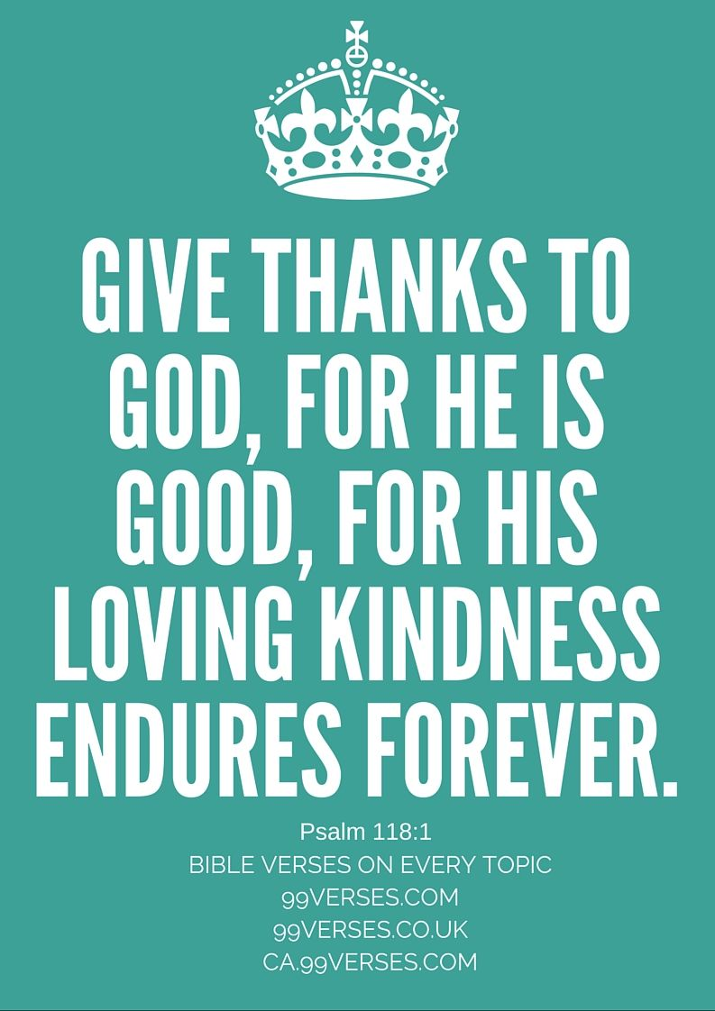 Bible Quotes On Thankfulness