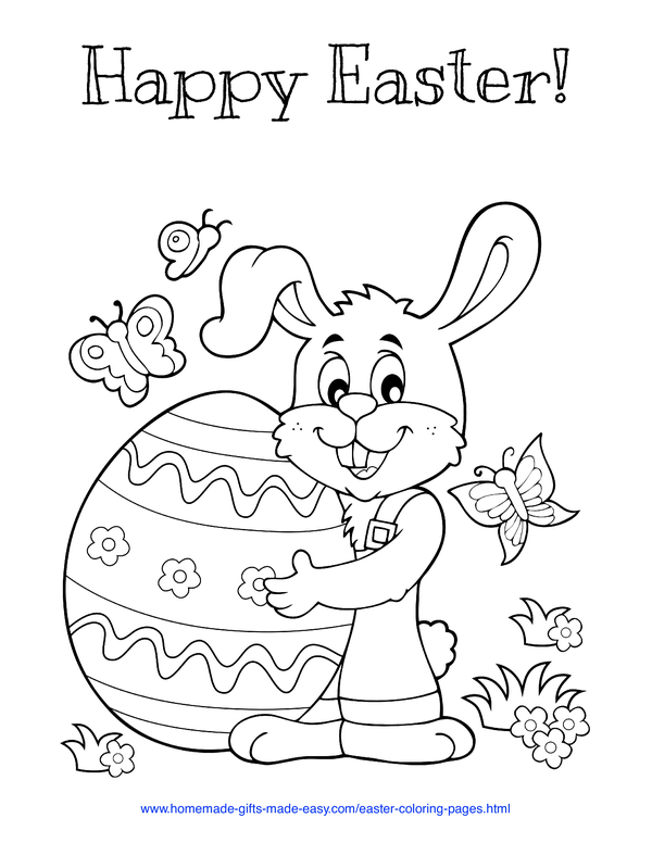 83 Best Easter Coloring Pages Free Printable Pdfs To Download Bunny Coloring Pages Easter Coloring Pages Easter Colouring