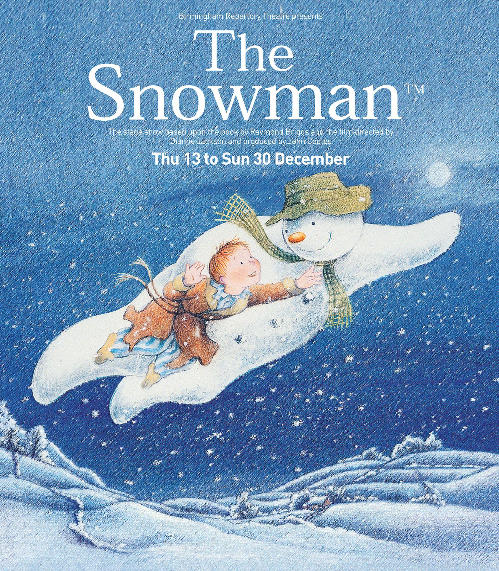 Raymond Briggs The Snowman Christmas Tree Decorations: The Snowman - Videos9.net