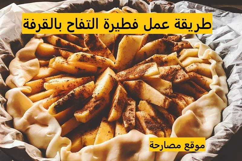 طريقة عمل فطيرة التفاح بالقرفة Cinnamon Apple Pie Cinnamon Pie Cinnamon Apples
