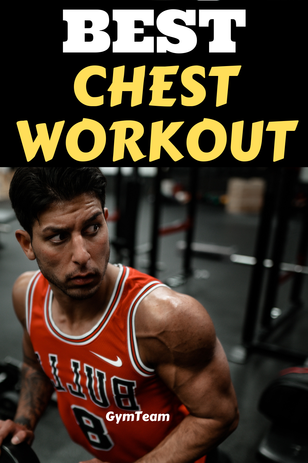 Best Chest Workout | Check our post to see one of the best chest workouts that will help you build m...