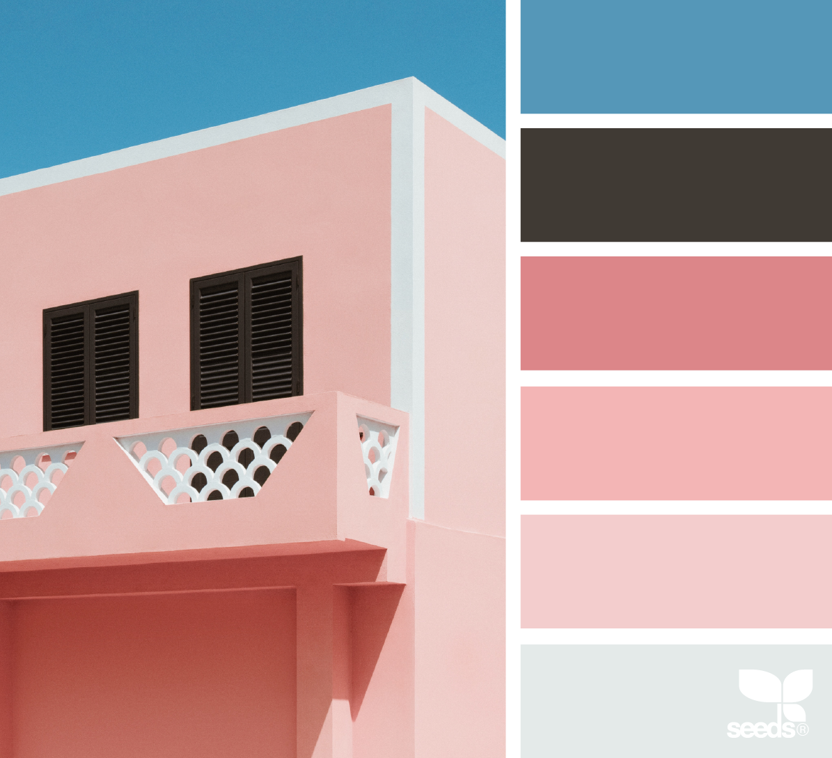 Color View | Design seeds, Pallets and Color pallets
