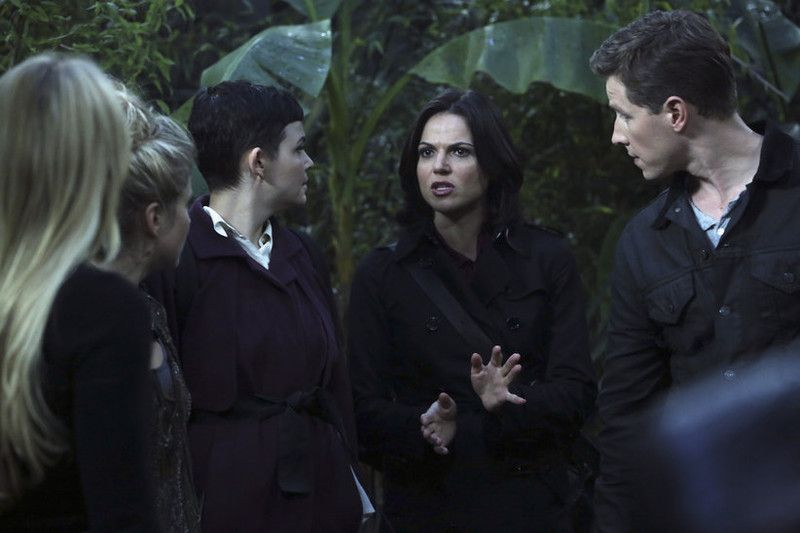 'Once Upon a Time' reveals what's in a name - Houston TV Drama | Examiner.com