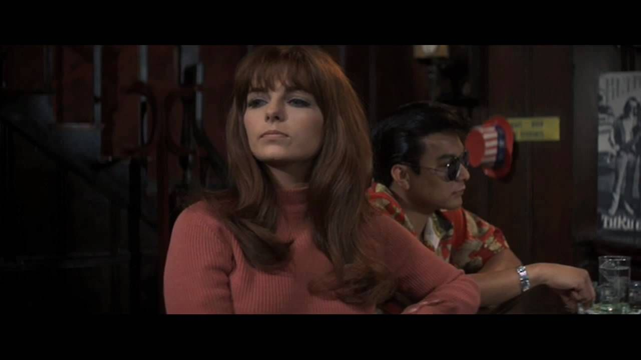 Mike Baker the Bike Maker - La La La [Russ Meyer, Beyond the Valley of the Dolls montage]