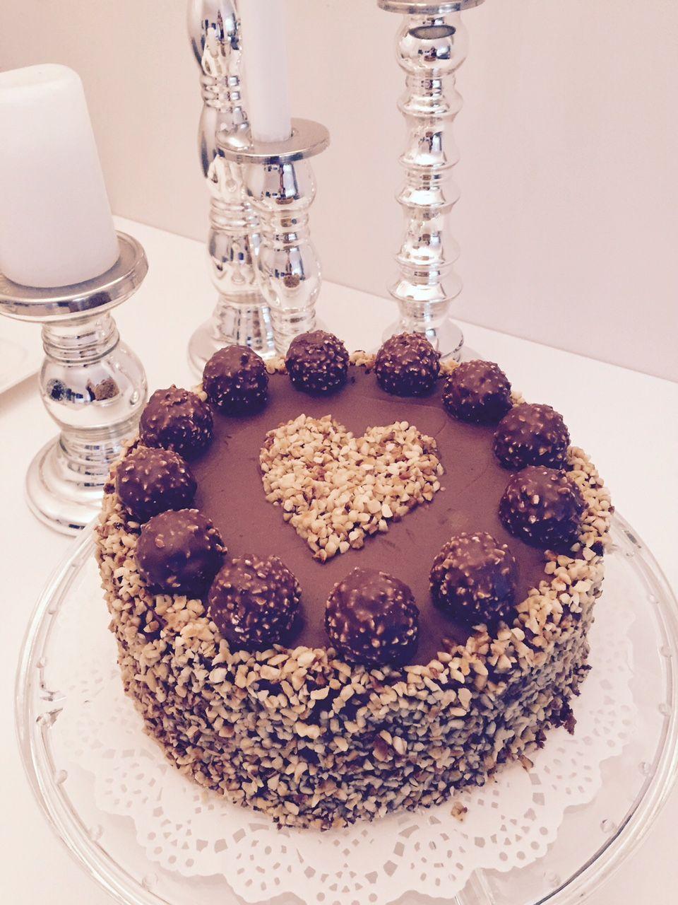 Rezepte Mit Herz Rocher Tortchen Torte Rocher Torte Kuchen