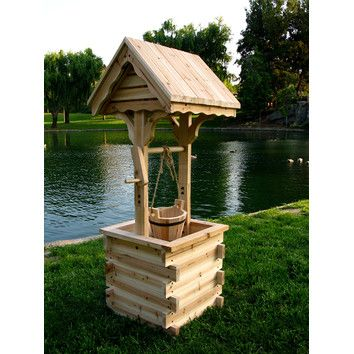 Features: -Quality yellow cedar wood is known for its natural ...