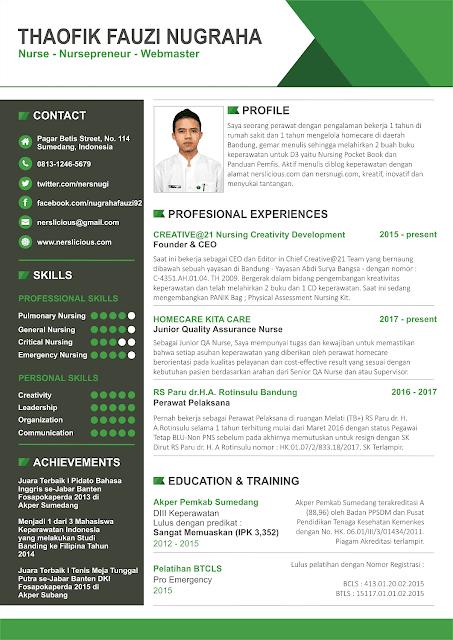 Contoh Resume Power Yang Confirm Anda Dapat Kerja Application Cover Letter Resume Resume Advice