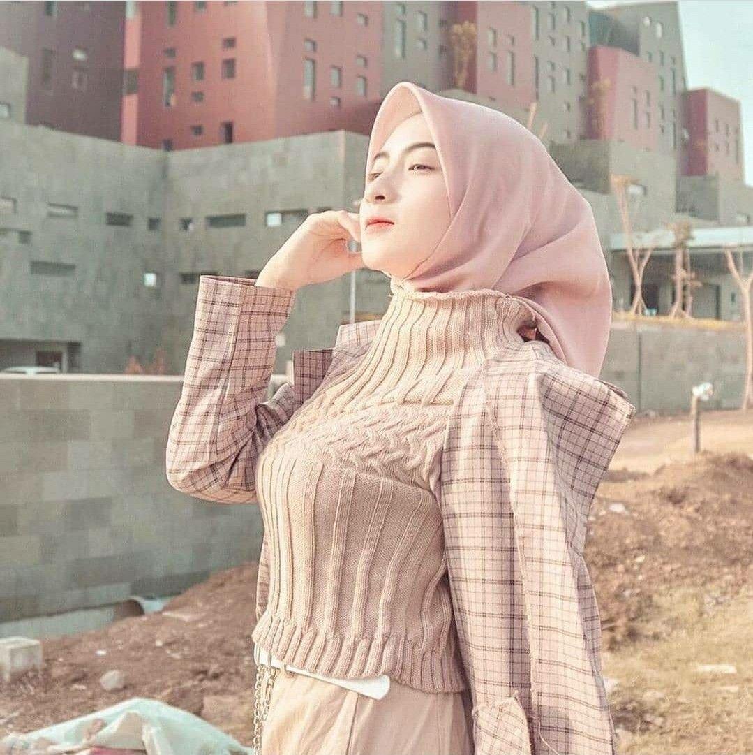Seger mandangin kamu in 2020 Arab girls hijab, Fashion