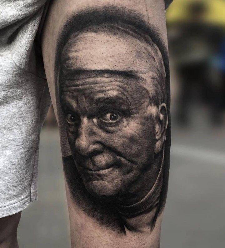 Tattoos in Premium Qualität - Alex Tattoo Craft in Deutschland! Buchen Sie Ihren Termin ☝🏼 #tattoo #tattoos #realistictattoo #realismtattoo #tattoodesigns #tattooideas #tattooIdeen