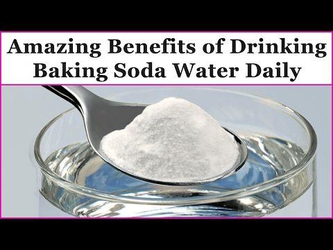 Amazing Benefits of Drinking Baking Soda Water Daily | Drinking baking soda,  Home remedies for heartburn, Baking soda treatments