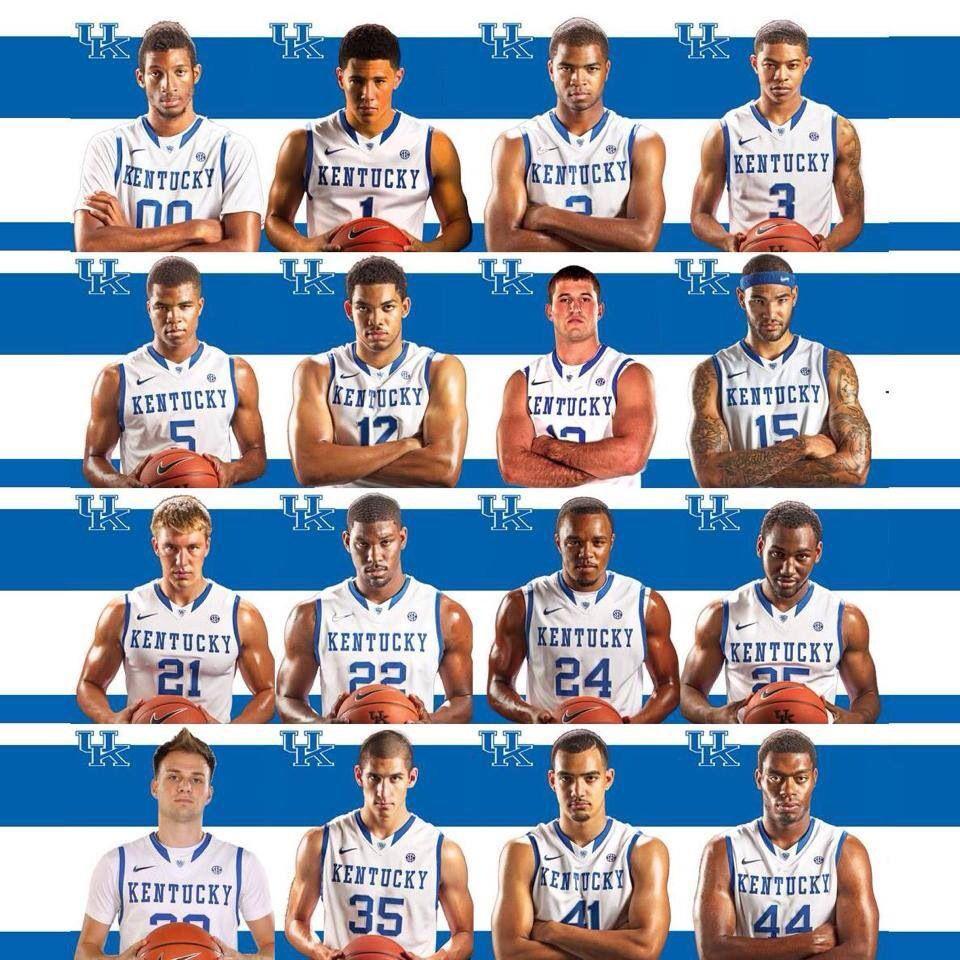 2014 2015 Kentucky Wildcats Big Blue Nation Kentucky Sports Go Big Blue